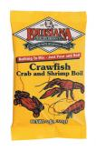Crawfish, Crab & Shrimp Boil<br><br><font color=#000><b>Pour and Boil</b></font>