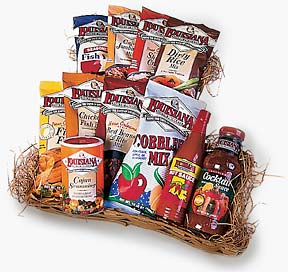 New Orleans Food Gift Baskets